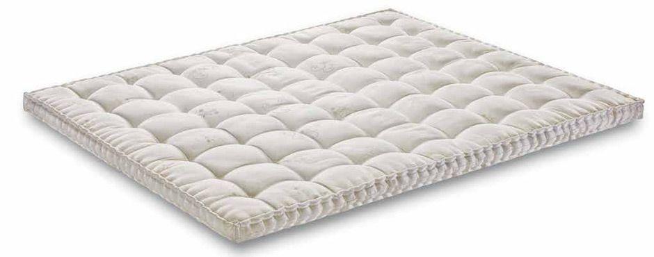 Topper de cama almaaz de auriga for Topper para colchon