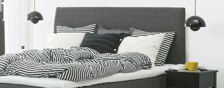 Cabecero de dise o minimalista y tapizado en telas de alta - Cabeceros tapizados en tela ...
